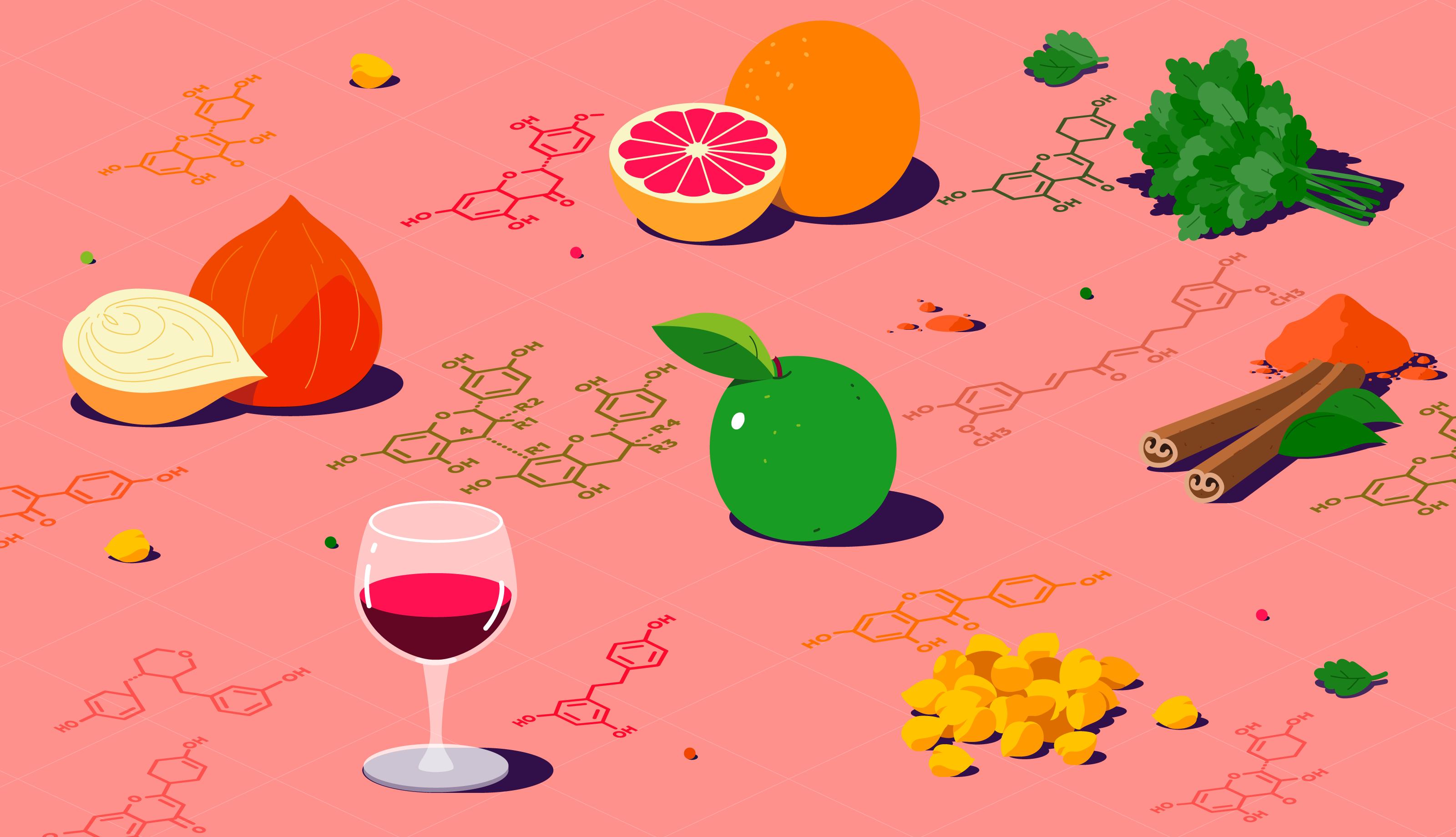 Polyphenols-microbiome-health