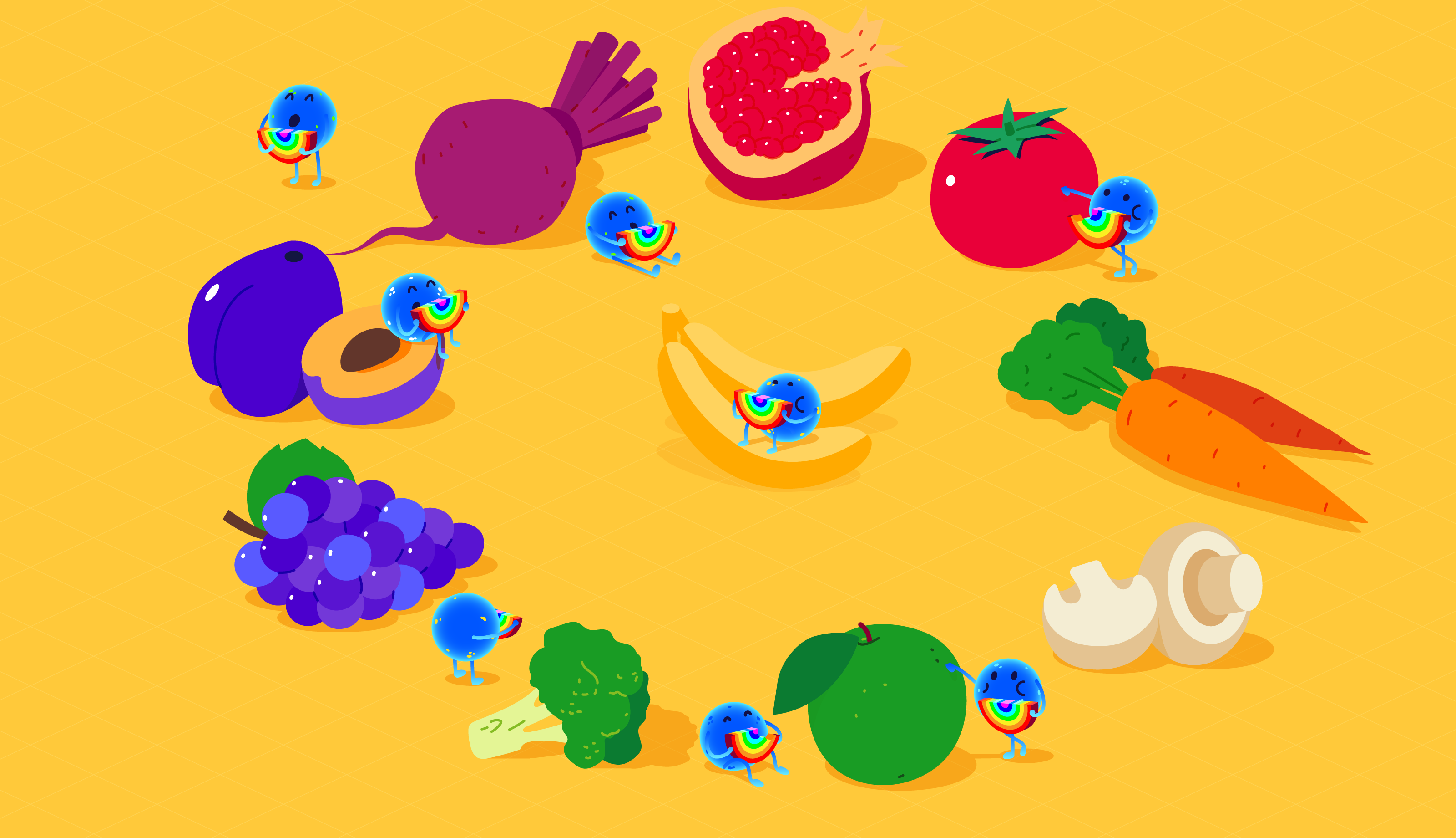 2019-11-07-Rainbow-diet-yellow