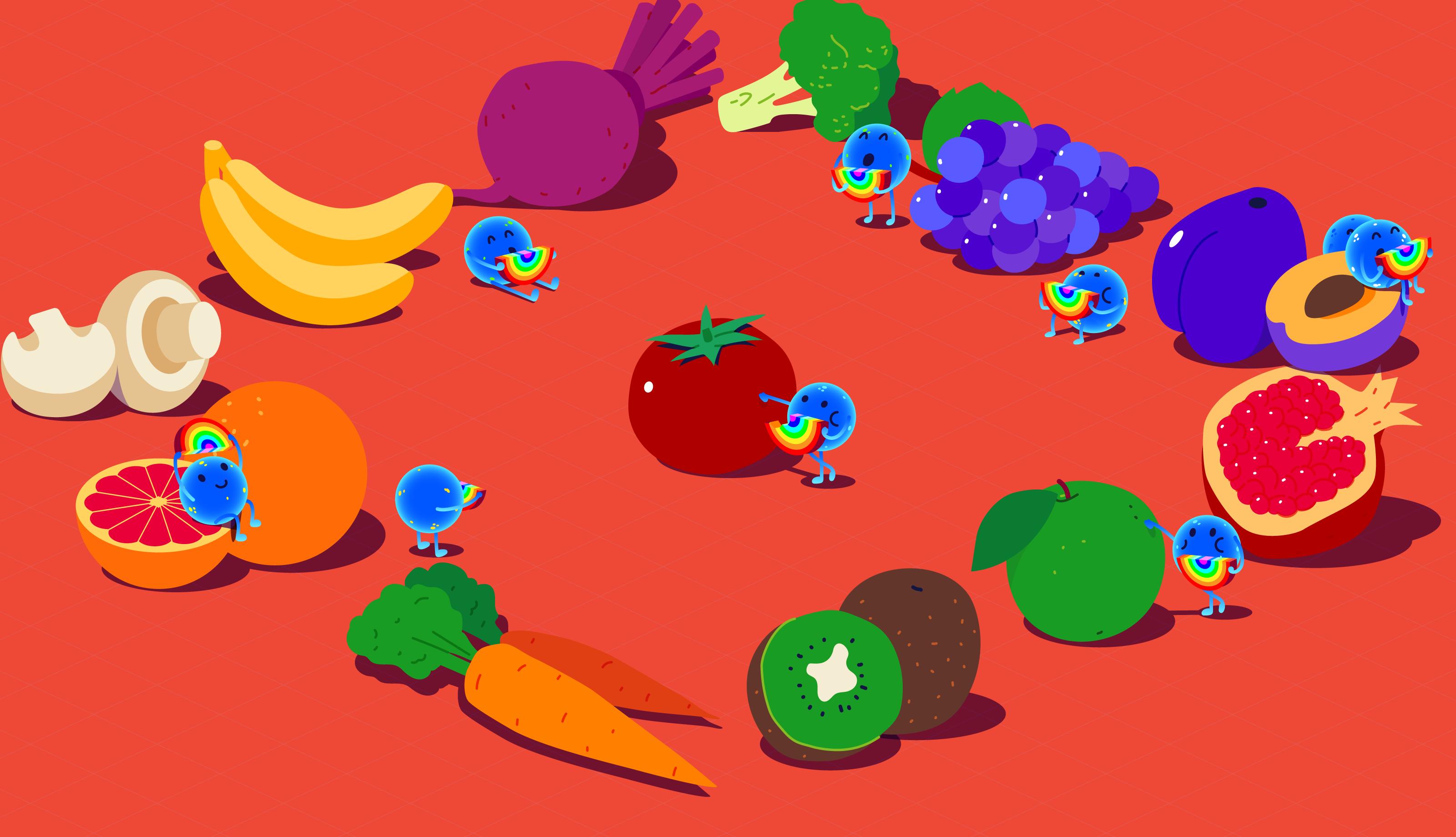 2019-11-07-Rainbow-diet-red