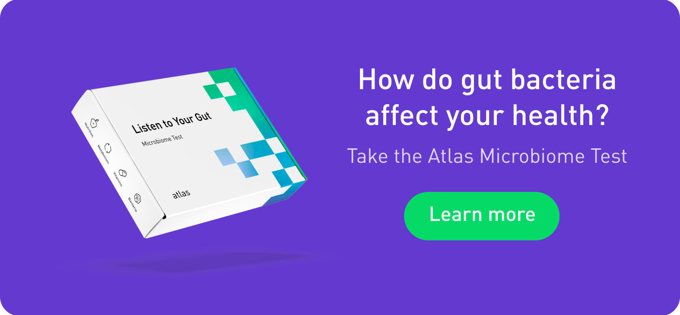 Atlas Microbiome Test bacterial vaginosis