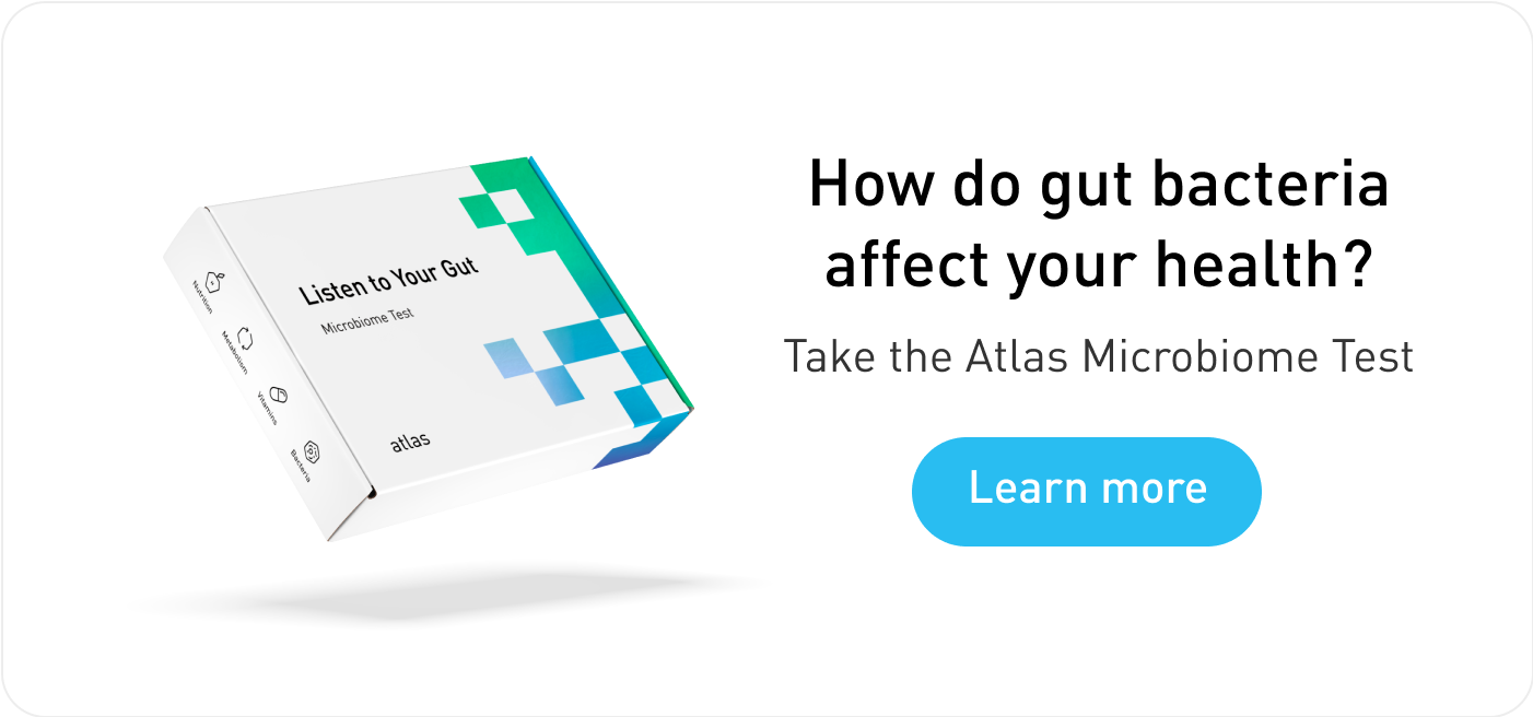 Atlas Microbiome Test for digestive health