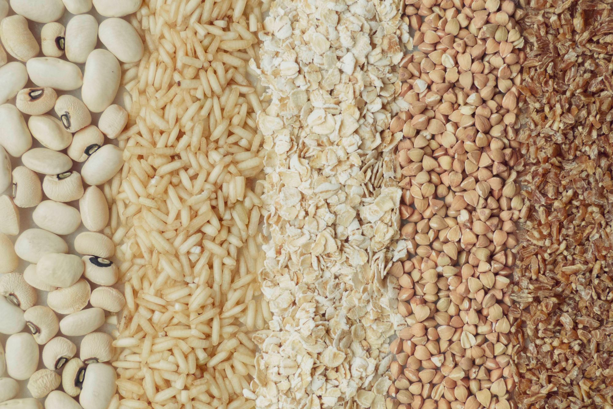 Whole grains can heal your gut by FOODISM360 for Unsplash.