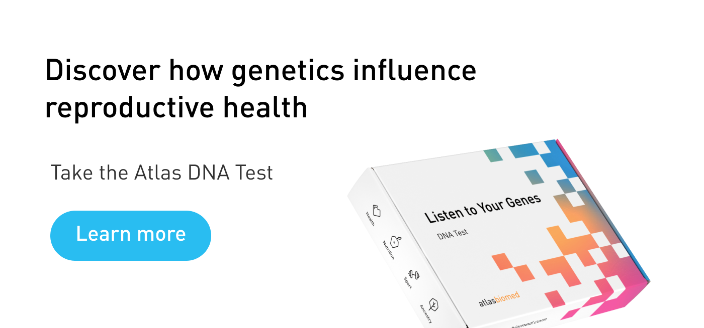 Atlas DNA Test for DHEA-S