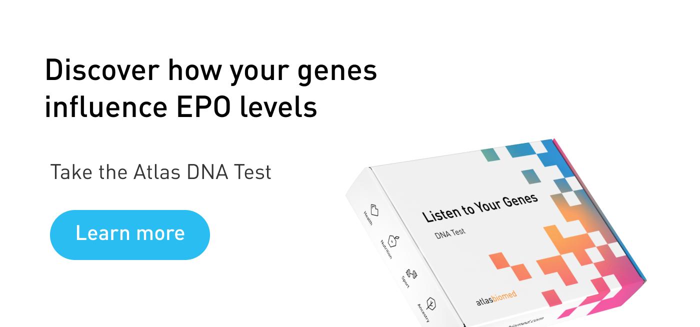 Atlas DNA Test for EPO erythropoietin
