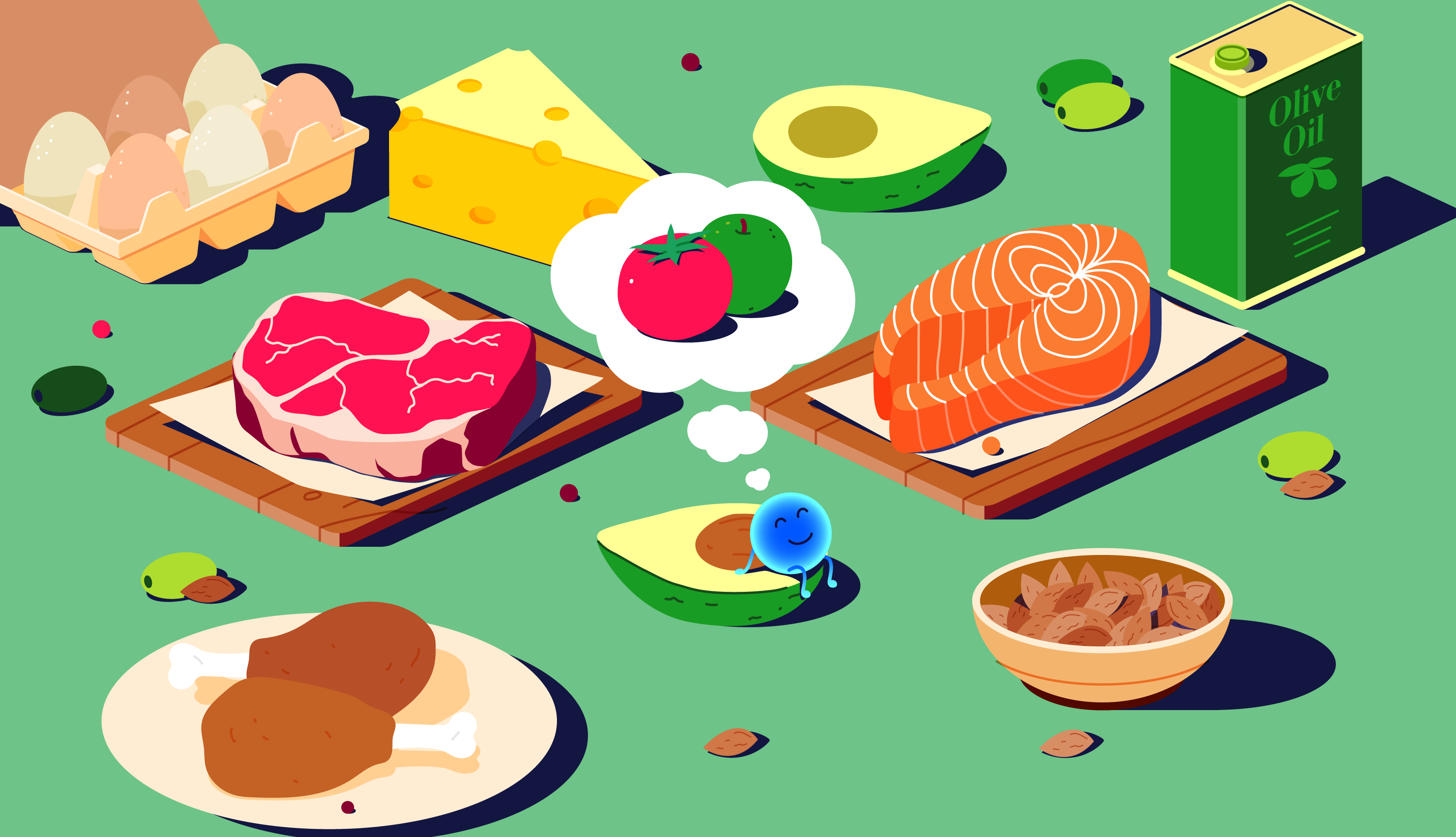 The ketogenic diet: what happens in your body and microbiome?