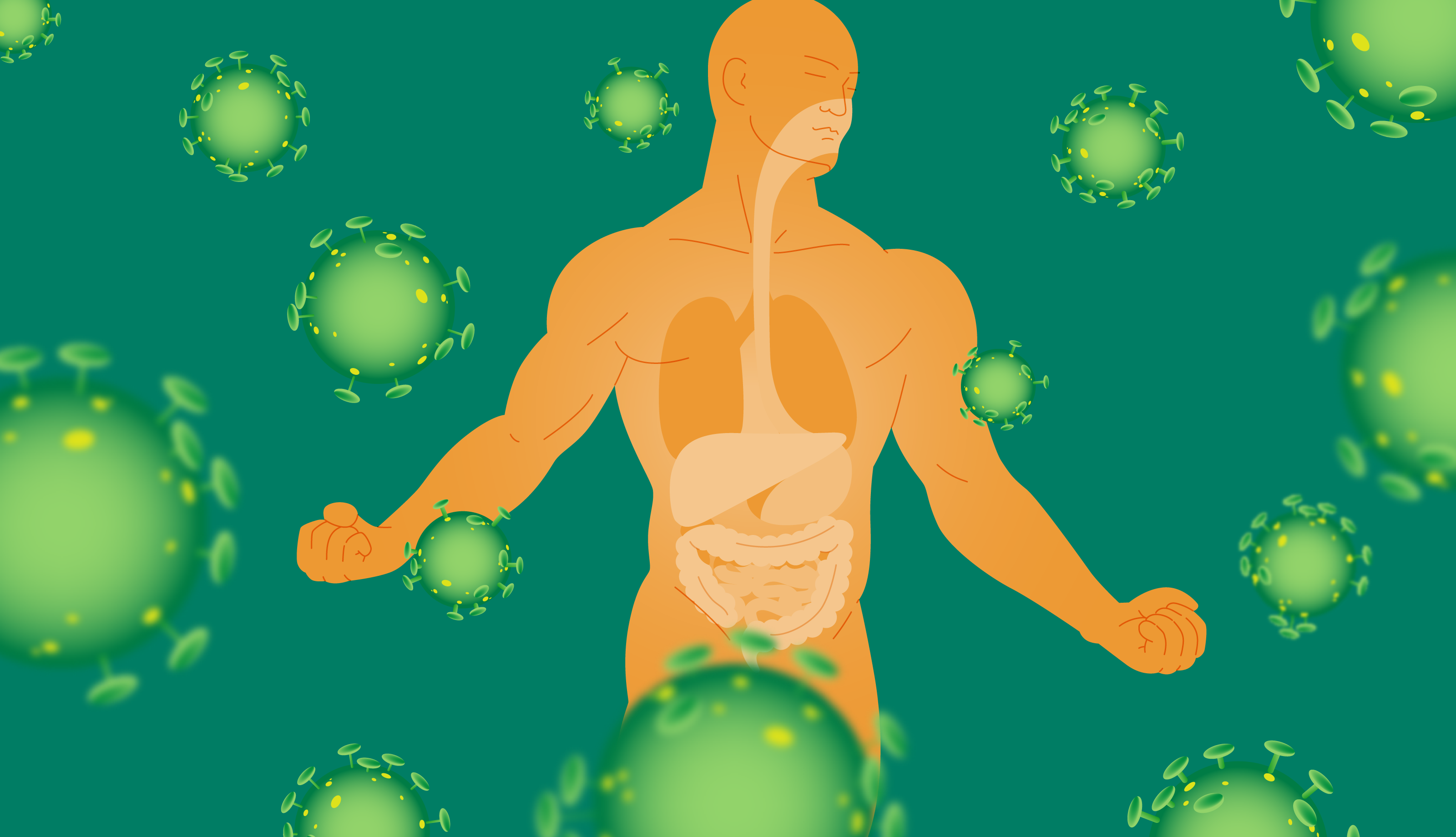How To Combat Chronic Inflammation With Lifestyle, Diet And Gut Microbes