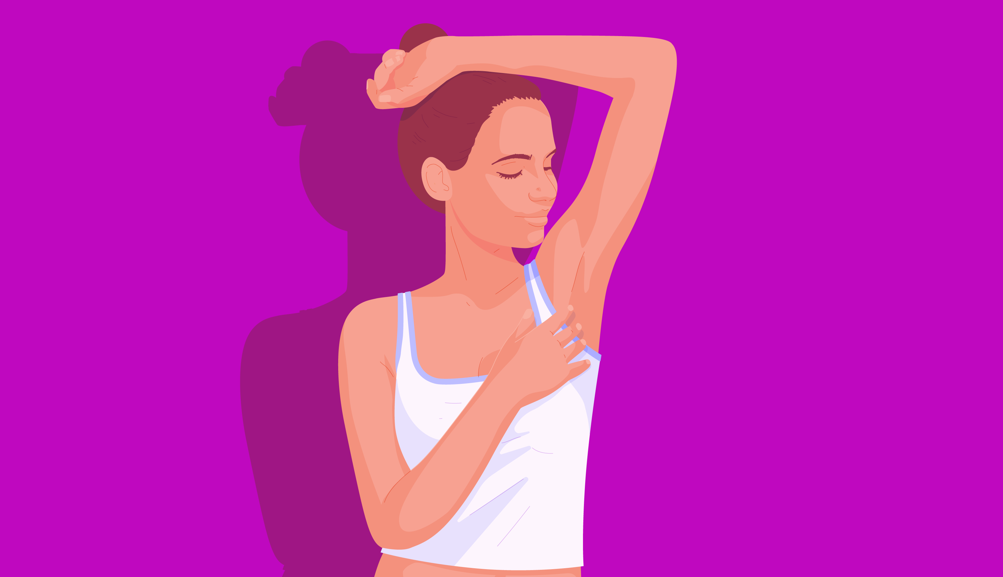 Why Does My Sweat Smell Like Vinegar? A Guide To Perspiration And Body Odour
